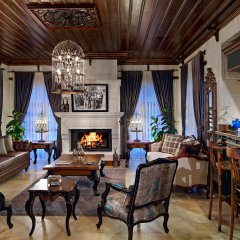 Seraphim Cave Hotel Мустафапаша интерьер отеля