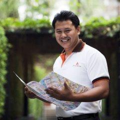 Отель Anantara Riverside Bangkok Resort Таиланд, Бангкок - отзывы, цены и фото номеров - забронировать отель Anantara Riverside Bangkok Resort онлайн спортивное сооружение