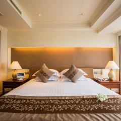 Отель Royal Wing Suites & Spa Таиланд, Паттайя - 3 отзыва об отеле, цены и фото номеров - забронировать отель Royal Wing Suites & Spa онлайн комната для гостей фото 3