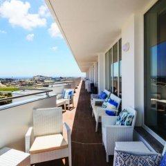 Отель Praia Norte балкон