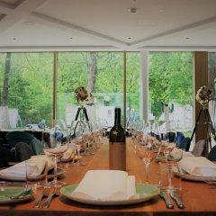 Отель Jugend- und Familienhotel Augustin Мюнхен помещение для мероприятий