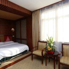 Отель Sunjoy Inn комната для гостей фото 2