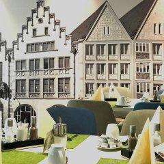 Mercure Hotel Kaiserhof Frankfurt City Center балкон