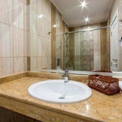 Отель Siena Palace ванная