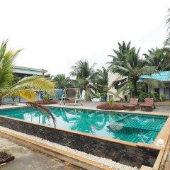 Отель Sai Rung Resort бассейн