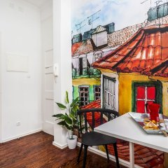 Апартаменты LxWay Apartments Travessa do Oleiro балкон