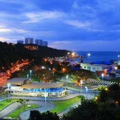 Отель The Monaco Residence Pattaya Таиланд, Паттайя - отзывы, цены и фото номеров - забронировать отель The Monaco Residence Pattaya онлайн пляж фото 2