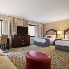 Отель The Capital Hilton США, Вашингтон - отзывы, цены и фото номеров - забронировать отель The Capital Hilton онлайн комната для гостей фото 5