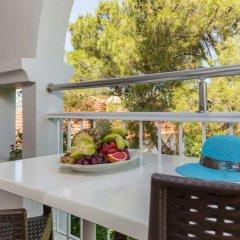 Отель Acharavi Beach Греция, Корфу - отзывы, цены и фото номеров - забронировать отель Acharavi Beach онлайн балкон