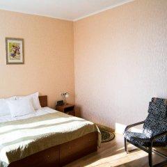 Гостиница Вояжъ 3* Стандартный номер с двуспальной кроватью фото 4