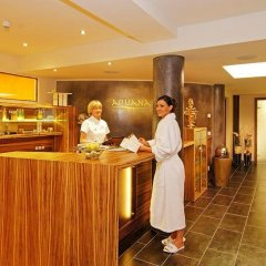 Hotel Dorner Suites Лагундо гостиничный бар