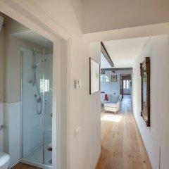 Отель Boboli Bijoux 2Bed Apartment Италия, Флоренция - отзывы, цены и фото номеров - забронировать отель Boboli Bijoux 2Bed Apartment онлайн ванная фото 3