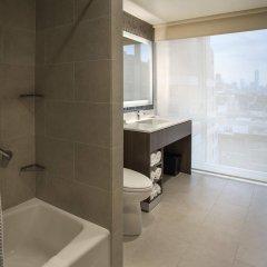 Отель Courtyard by Marriott New York Manhattan / Chelsea США, Нью-Йорк - отзывы, цены и фото номеров - забронировать отель Courtyard by Marriott New York Manhattan / Chelsea онлайн ванная