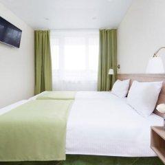 Гостиница Репинская 3* Стандартный номер с двуспальной кроватью фото 16