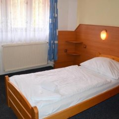 Sport Hotel Gejzirpark комната для гостей фото 3