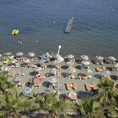 Отель Palm Beach пляж фото 2
