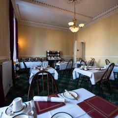 Отель The Ben Doran Эдинбург питание