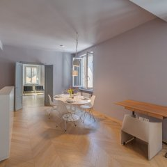 Апартаменты Santa Croce Deluxe 2 Bedroom Apartment Флоренция спа