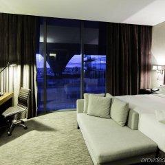 Отель Hilton Mexico City Santa Fe Мексика, Мехико - отзывы, цены и фото номеров - забронировать отель Hilton Mexico City Santa Fe онлайн комната для гостей