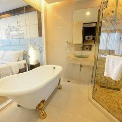Отель Vacio Suite Бангкок ванная