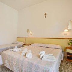 Hotel Diamante Римини комната для гостей