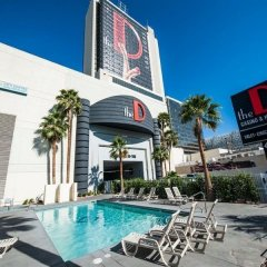 Отель the D Casino Hotel Las Vegas США, Лас-Вегас - 8 отзывов об отеле, цены и фото номеров - забронировать отель the D Casino Hotel Las Vegas онлайн с домашними животными