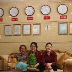 Danh Uy Hotel интерьер отеля фото 3