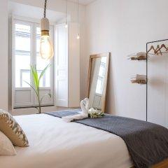 Pé Direito Hostel Понта-Делгада комната для гостей