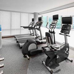 Отель Four Points by Sheraton Long Island City фитнесс-зал