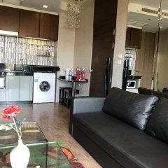 Отель Tc Contel @ Ekkamai Бангкок комната для гостей фото 3
