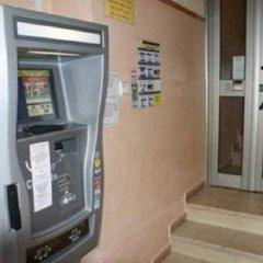 Отель Hostal Rio De Castro банкомат