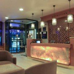 Inter Hotel интерьер отеля