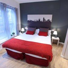 Отель MH Apartments Urban Испания, Барселона - 1 отзыв об отеле, цены и фото номеров - забронировать отель MH Apartments Urban онлайн комната для гостей фото 5