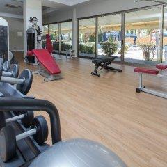 Отель Alfagar Alto da Colina фитнесс-зал фото 2