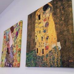 Апартаменты Studio under Vysehrad castle II. Прага комната для гостей фото 3