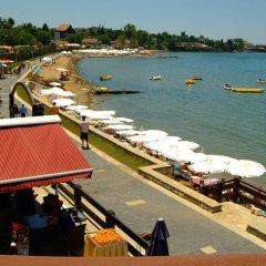 Altinkum Bungalows Турция, Сиде - отзывы, цены и фото номеров - забронировать отель Altinkum Bungalows онлайн приотельная территория