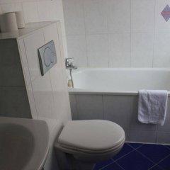 Отель Hôtel Metropol ванная фото 2