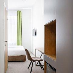 Гостиница Кустос Тверская комната для гостей фото 7