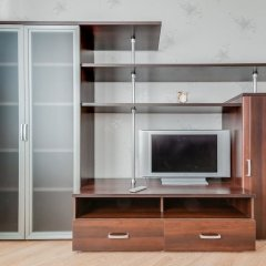 Апартаменты Apartment on Yuriya Gagarina 14 удобства в номере