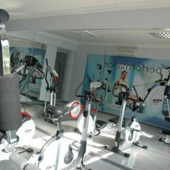 Отель Perdikia Hill фитнесс-зал фото 2