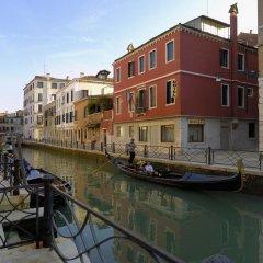Отель Albergo Basilea Венеция приотельная территория
