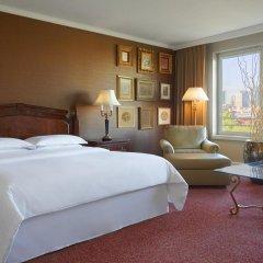 Отель Sheraton Grand Warsaw Польша, Варшава - 7 отзывов об отеле, цены и фото номеров - забронировать отель Sheraton Grand Warsaw онлайн комната для гостей фото 4