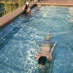Отель Globales Acis & Galatea Мадрид бассейн фото 2