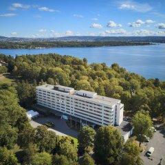 Radisson Blu Park Hotel, Oslo пляж