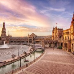 Отель Pasarela Испания, Севилья - 2 отзыва об отеле, цены и фото номеров - забронировать отель Pasarela онлайн фото 7