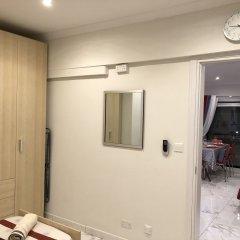 Апартаменты Marsascala Sea View Luxury Apartment & Penthouse Марсаскала комната для гостей