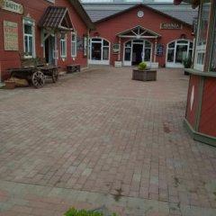 Гостиница Звенигород парковка