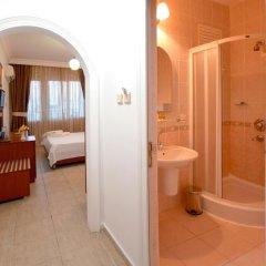 Eylul Hotel Турция, Силифке - отзывы, цены и фото номеров - забронировать отель Eylul Hotel онлайн ванная