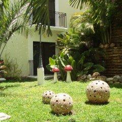 Отель Gran Real Yucatan