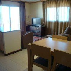 Отель Apartamentos Mediterráneo Real комната для гостей фото 4